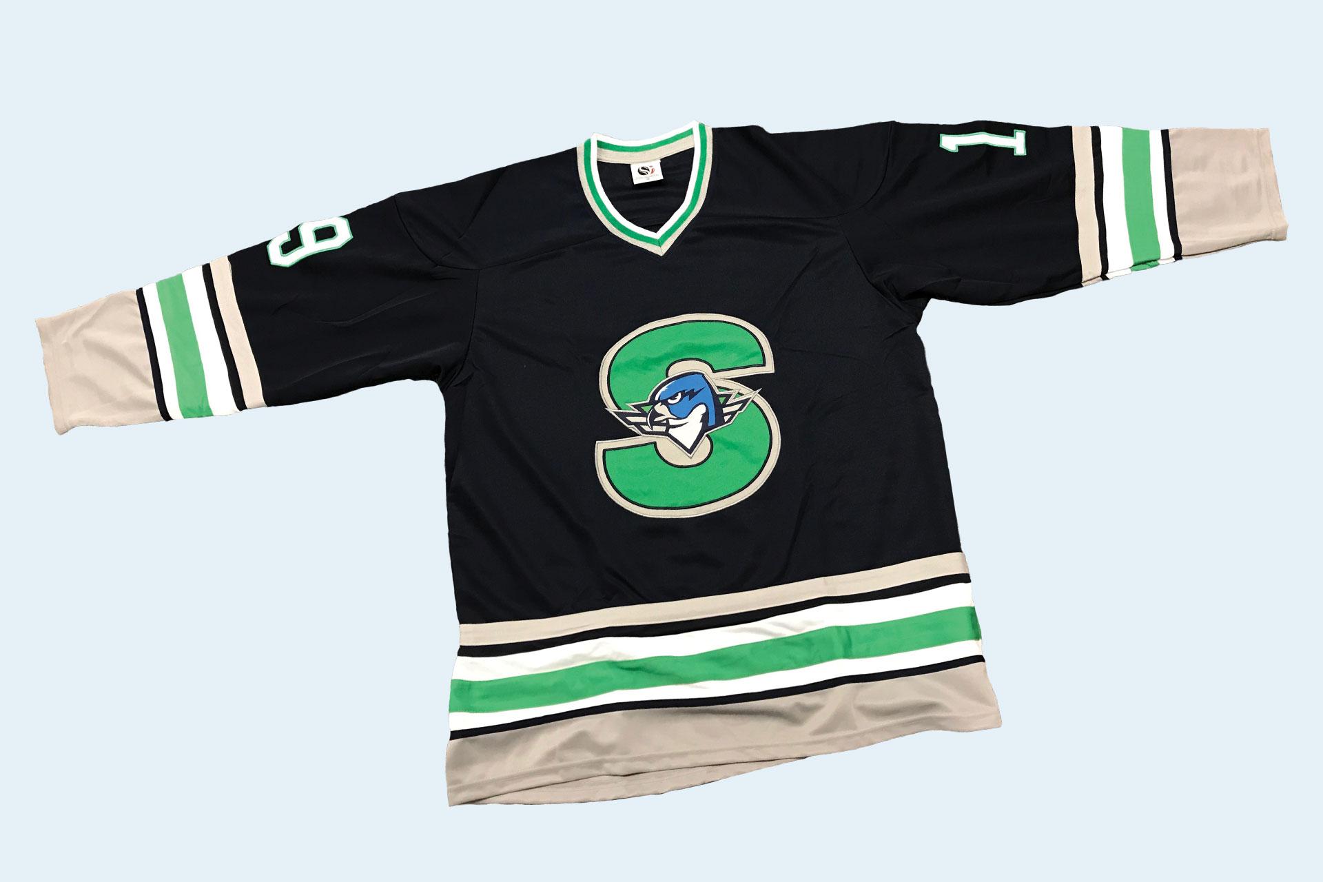 Springfield Thunderbirds jersey