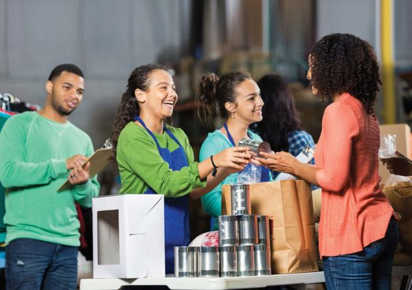 Celebrate National Food Bank Day