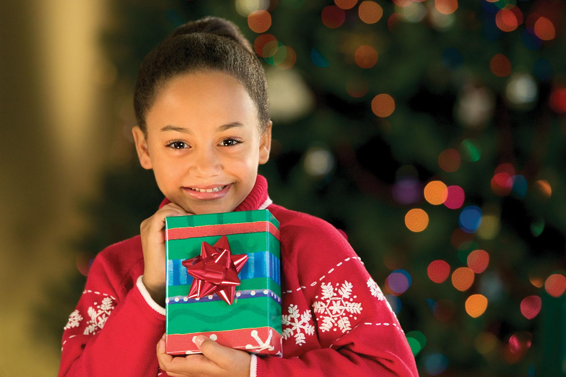 cherish the children gift recipient
